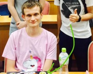 Co-Founder of Ethereum - Vitalik Buterin