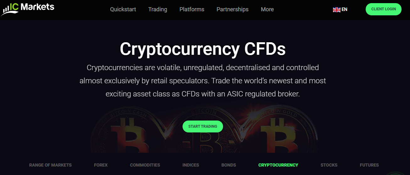 ICmarkets Review by The Next Bitcoin