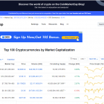 Binance Successfully Acquires CoinMarketCap in an Undisclosed Deal