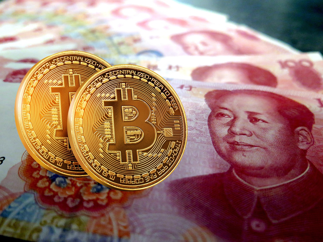 China in Aid of Bitcoin; Allows it to Set new Records
